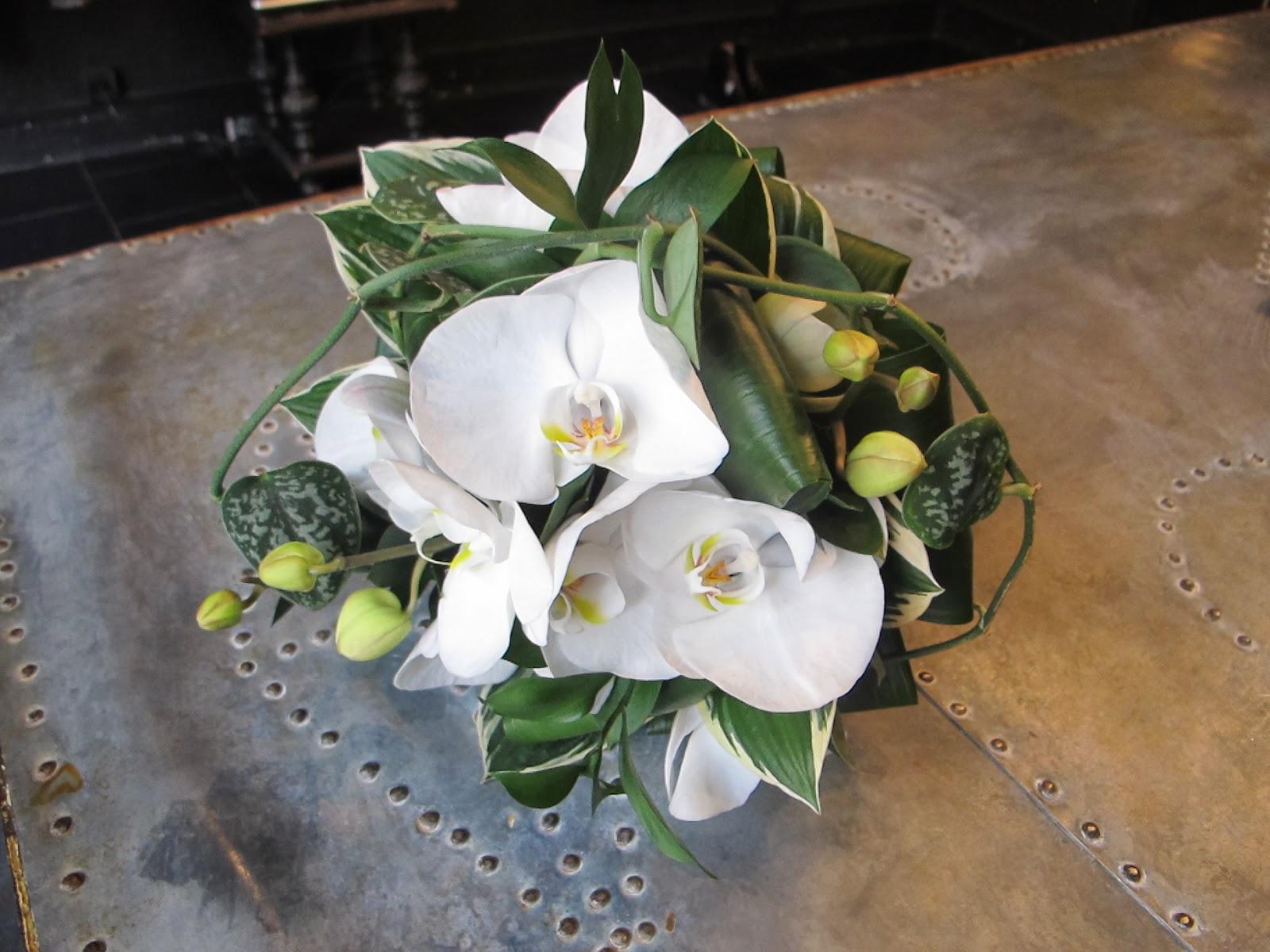 La fleureuse blog mariage orchid e - Deco mariage orchidee ...