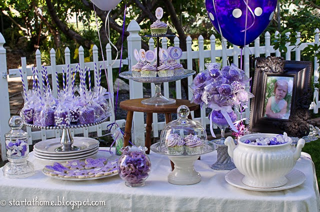 start at home sofia the first birthday party. Black Bedroom Furniture Sets. Home Design Ideas