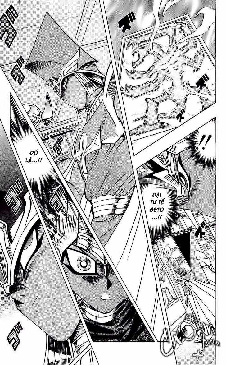 YuGi Oh – Vua Trò Chơi chap 283 Trang 17