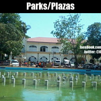 Parks and Plazas