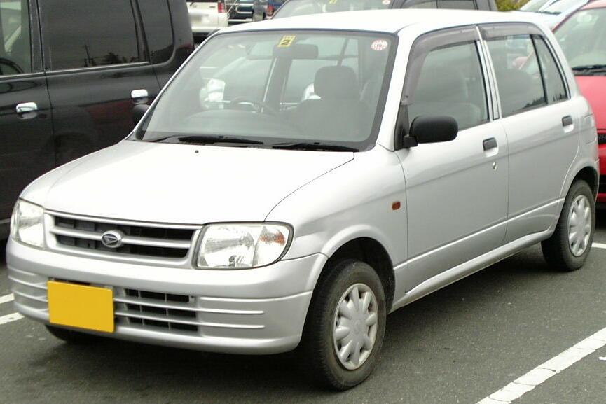 Daihatsu Mira Series