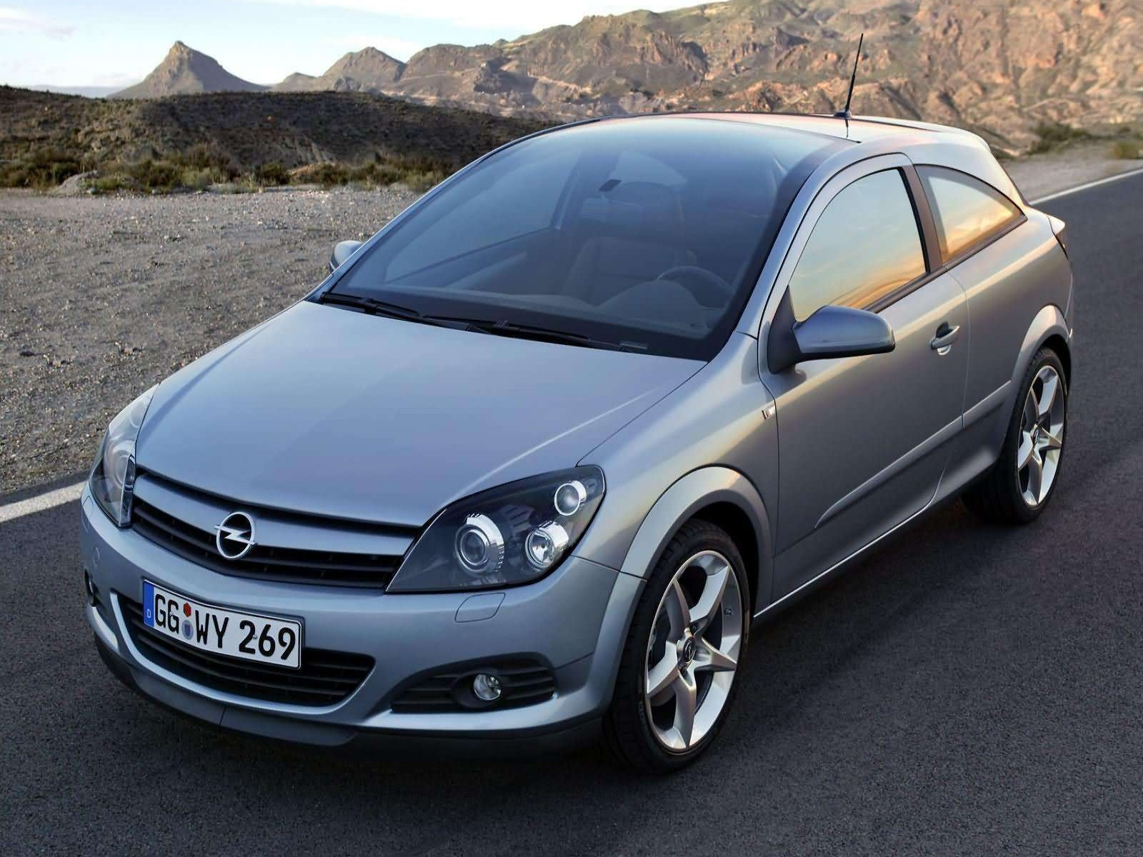 2005 opel astra gtc 1 8 related infomation specifications weili automotive network. Black Bedroom Furniture Sets. Home Design Ideas