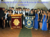 Fundação do LEO Clube de Lavras