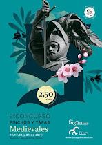 9º Concurso de Pinchos y Tapas Medievales.