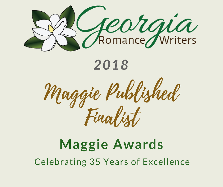 FOUR WHITE ROSES Finalist in the Maggie Awards