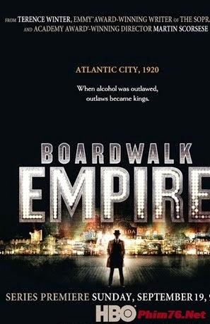 Đế Chế Ngầm Phần 1 - Boardwalk Empire Season 1
