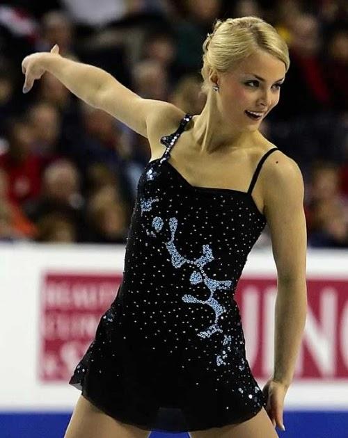 kenikmatan sesaat keindahan tubuh gadis penari finlandia