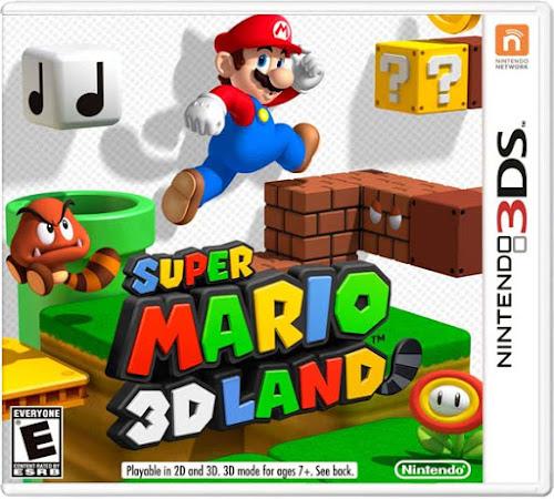 Download Super Mario 3D Land (3DS CIA)