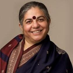 Entrevista a la Dra Vandana Shiva