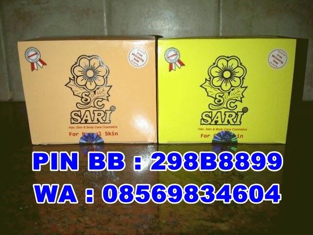 Cream Sari Pemutih Wajah Original