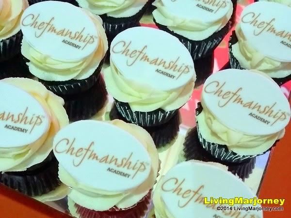 Chefmanship Cupcakes