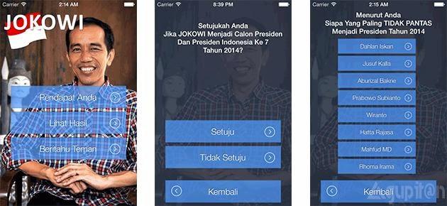 Download Aplikasi Jokowi Jadi Presiden Untuk Android