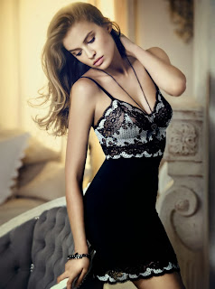 Ad Photoshoot: Tanya Mityushina Hot Photoshoot for Twin-Set Fall Winter 2014