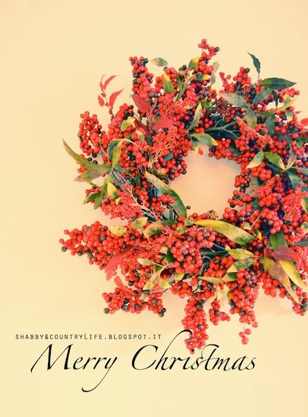 25 dicembre. Merry Christmas!!!!!!!- shabby&countrylife.blogspot.it