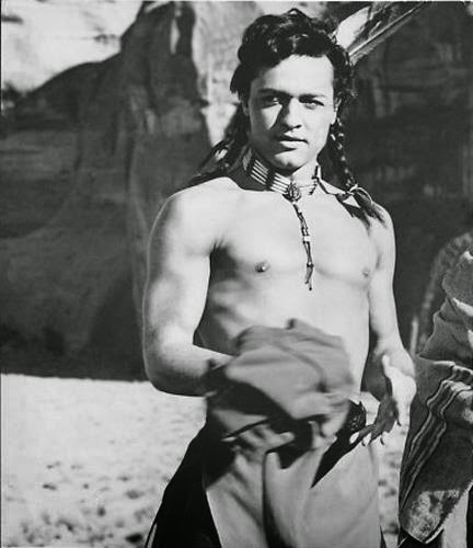 Sal Mineo in Tonka (1958)