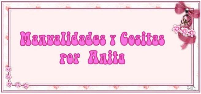 Manualidades Anita