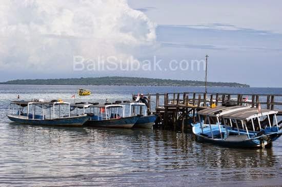 Labuan Lalang port Buleleng Bali