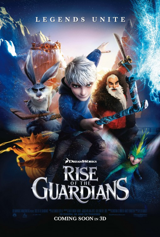 ... is lending his voice to Jack Frost, the lead character of the film