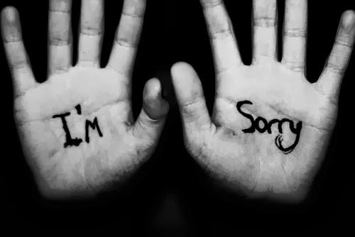 manos, sorry