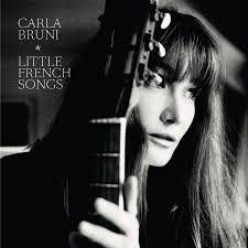 Capa do álbum Carla Bruni – Little French Songs (2013)