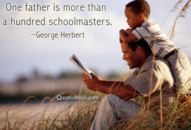 Father's Day Beautiful Quotes Message Wishes