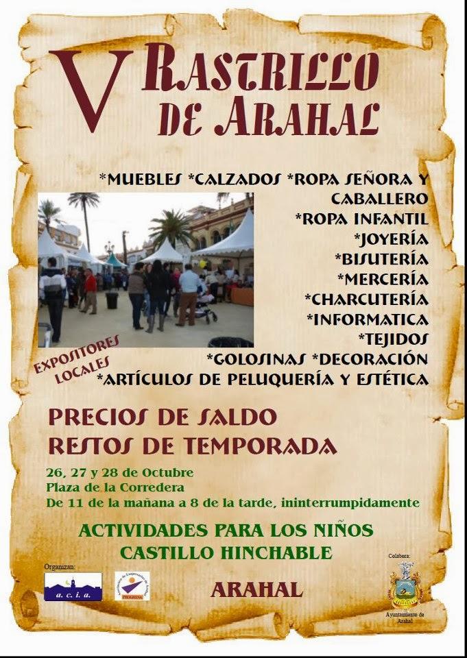 V RASTRILLO DE ARAHAL