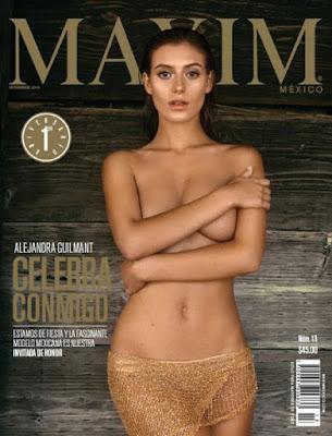 Revista Maxim México – Noviembre 2015 – PDF True