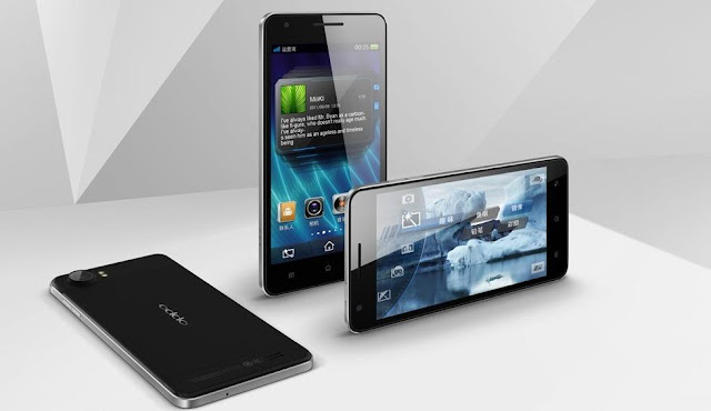 Thinnest phone in the world Oppo Finder