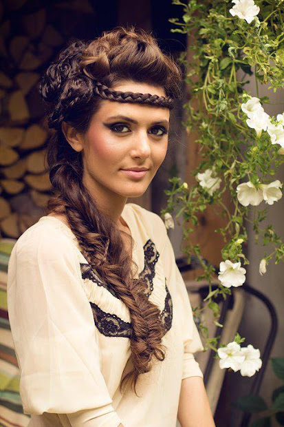 ladies and girls hair styles