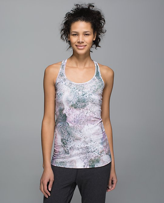 lululemon sugar crush cool racerback