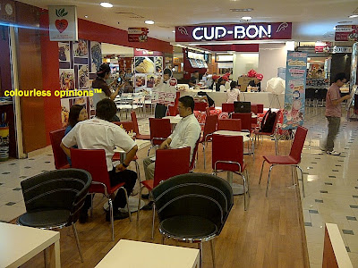 Cup Bon Bubble Tea Low Yat Outlet