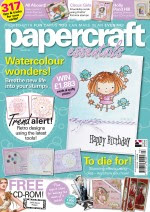 Publised in issue 93 of Papercraft Essentials magazine