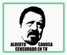 ALBERTO CANOSA A TV!!!