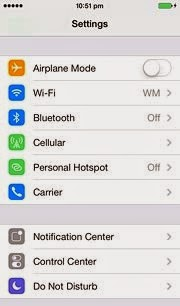 wifi as a smartphone singal