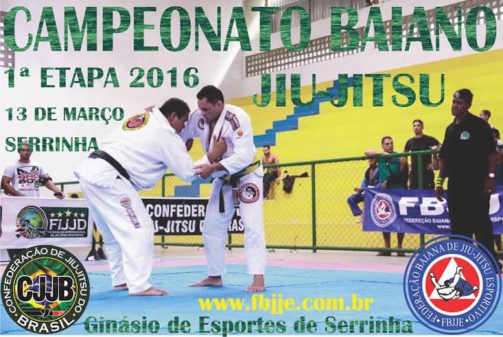 FBJJE - Federação Baiana de Jiu Jitsu Esportivo