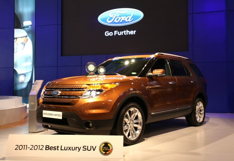 mias 2012 ford explorer awards best luxury suv carguide ph philippine car news car reviews. Black Bedroom Furniture Sets. Home Design Ideas
