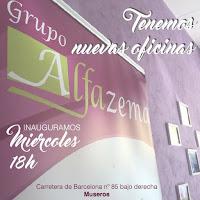 Grupo Alfazema inaugura su nueva sede en Museros, Valencia