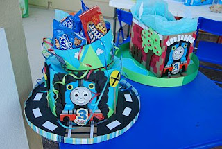 Thomas and Friends Children Parties Decoration centerpieces