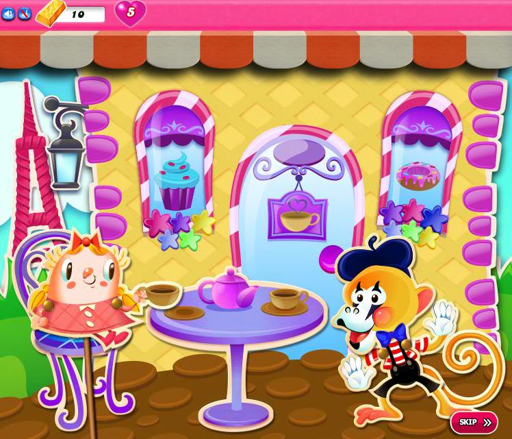 Candy Crush Saga 1251-1265