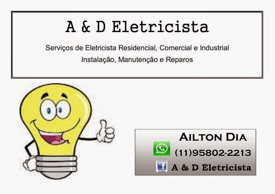 Eletricista Ailton Dia