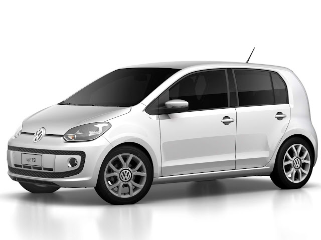 Volkswagen up! TSI High-up! 2016