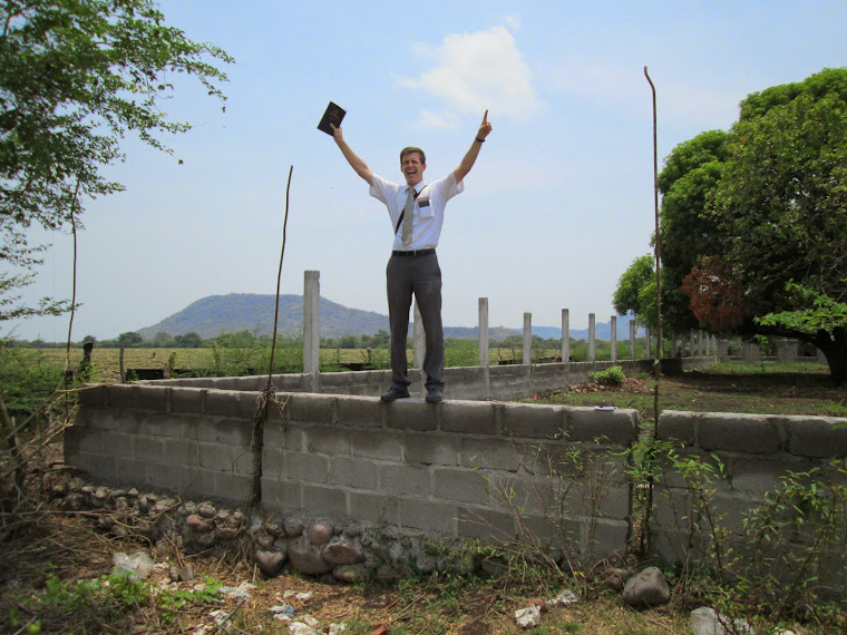 Elder Lawson's Adventures in Honduras