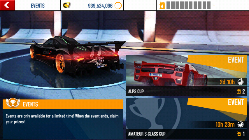 Download Asphalt 8 - Airborne v1.4.1e (Mod Apk Dan Normal Apk + Data) Dunia Android