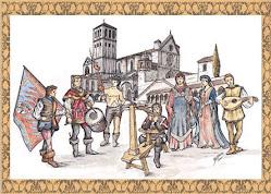 I Balestrieri di Assisi...