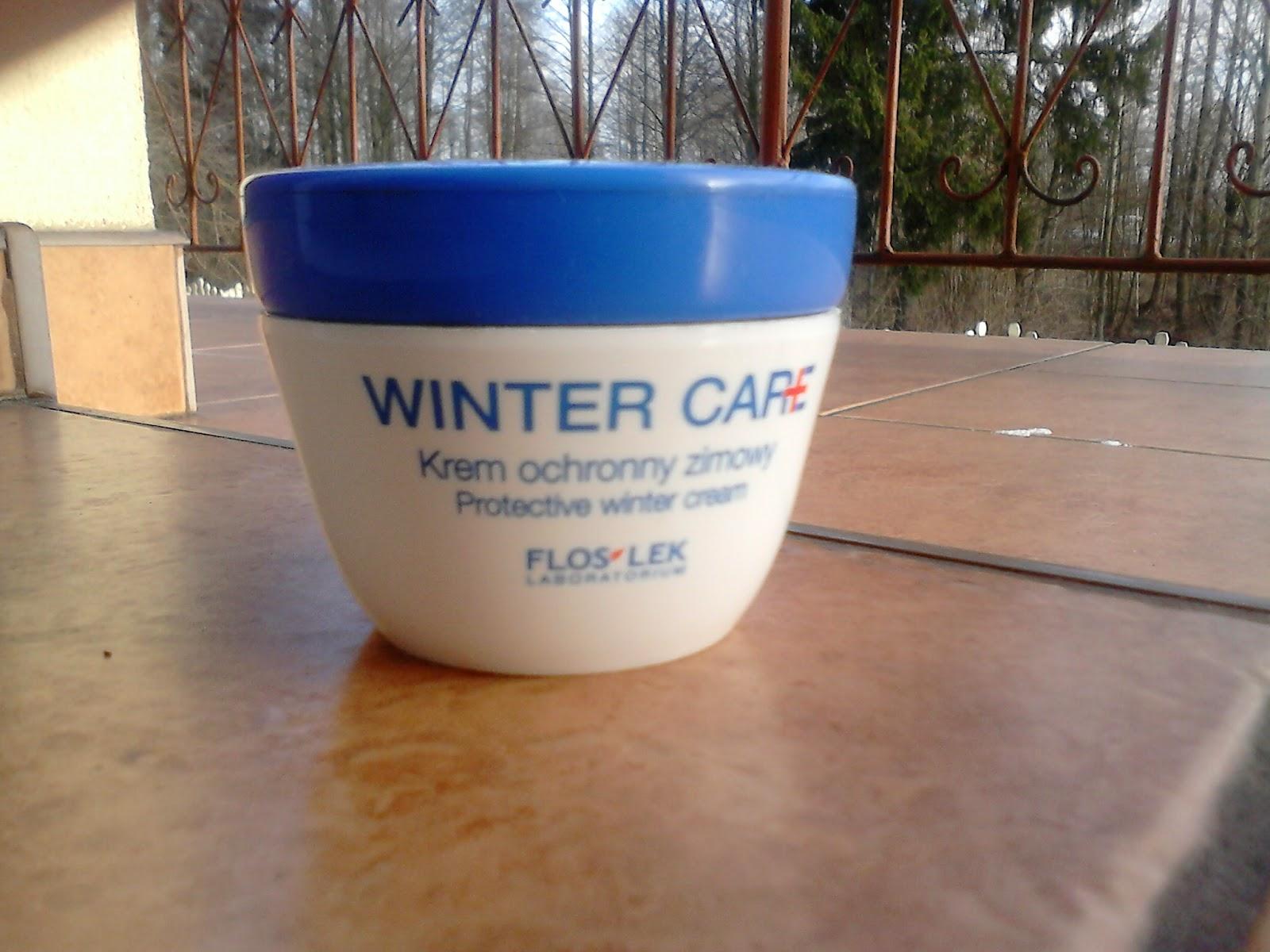 Krem ochronny zimowy WINTER CARE FLOSLEK