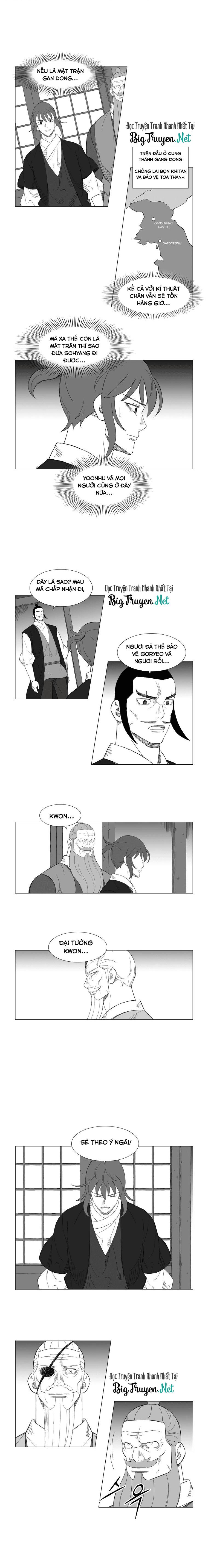 Mujang Chapter 160 - Hamtruyen.vn
