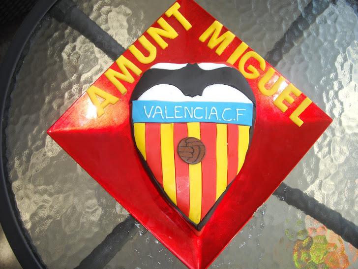 Tarta del Valencia