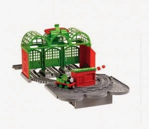 Snapdeal; Buy Fisher-Price R9622 Thomas Knapford Station Track Set at Rs.706