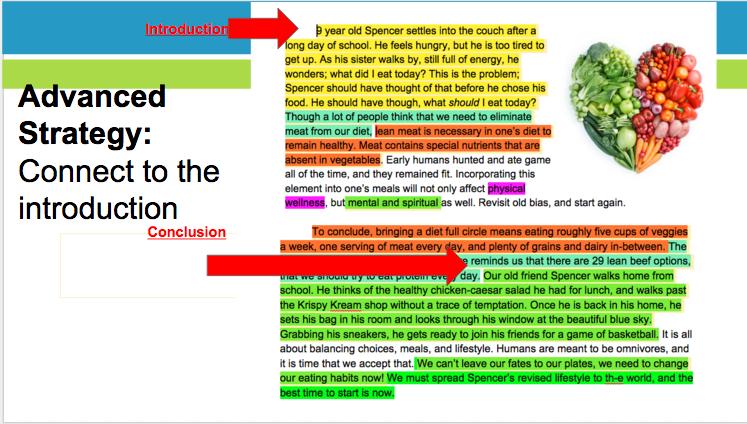 bref bat conclusions to essays