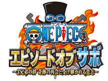 One Piece especial de Sabo. Información.